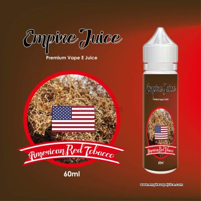 American Red Tobacco Nic