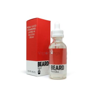 Beard Vape Co Red