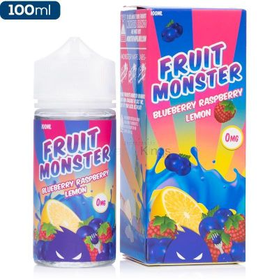 Blueberry Raspberry Lemon E Juice by Fruit Monster 100ml