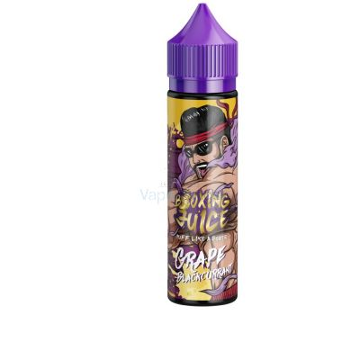 Grape Blackcurrant By Boxing Juice Co 60ml
