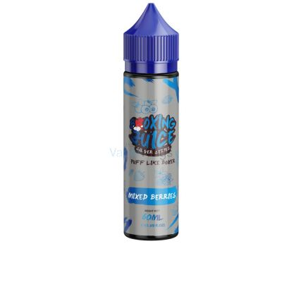 Mixed Berries 60ml By Boxing Juice Co
