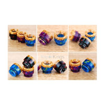 Resin 810 Drip Tip 08 Style