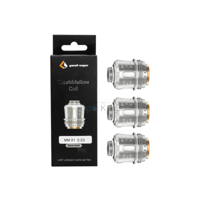 Geekvape Meshmellow Replacement Coils for Alpha tank
