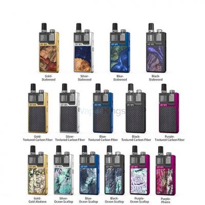 Lost Vape Orion Q Pro Starter Kit 2ml 950mAh