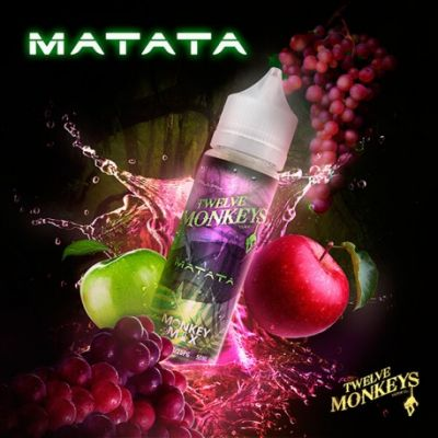 Matata  By 12 Monkeys Vapor
