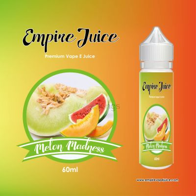 Melon madness Flavour Eliquid Nic