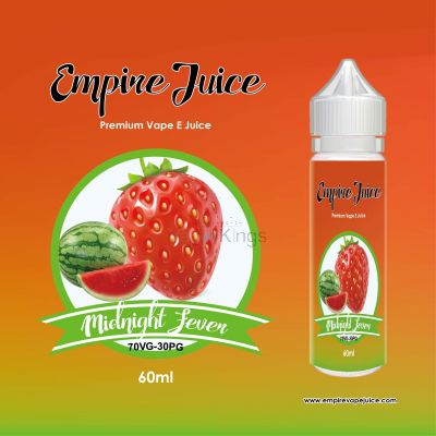 Midnight Fever Eliquid Nic