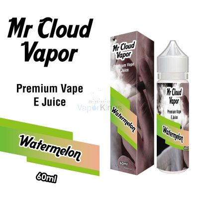 Watermelon Eliquid Nic MR CLOUD VAPOR