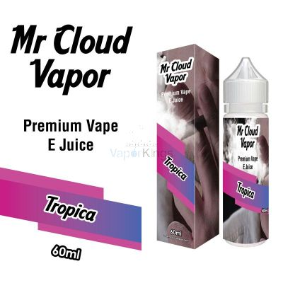 Tropica Eliquid Nic MR CLOUD VAPOR