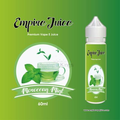 Moroccan mint Flavour NIc