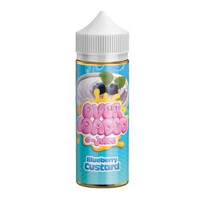 OverLoaded Blueberry Custard 120ml