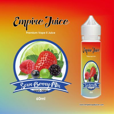 Sour Berry Mix Nic