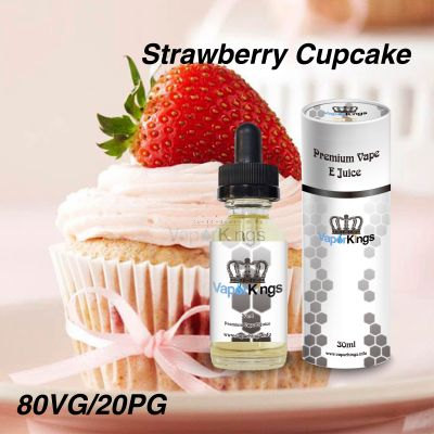 Strawberry Cupcake e Juice Nic