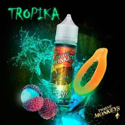 Tropika By 12 Monkeys Vapor
