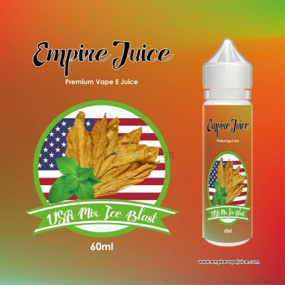 Usa Mix Ice Blast Nic